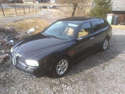 gebraucht Alfa Romeo 156 Kombi / Family Van