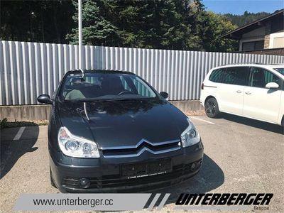 brugt Citroën C5 20HDI EXkl. 6G Limousine,