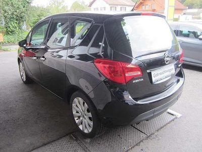gebraucht Opel Meriva 1,4 ecoFlex Turbo Cosmo Kombi / Family Van