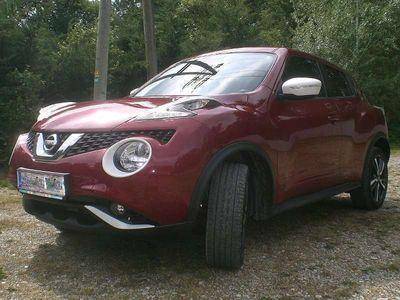 gebraucht Nissan Juke F15/E/E03 Klein-/ Kompaktwagen