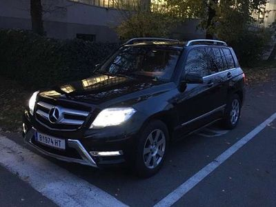 gebraucht Mercedes GLK350 GLK-KlasseCDI 4MATI SUV / Geländewagen