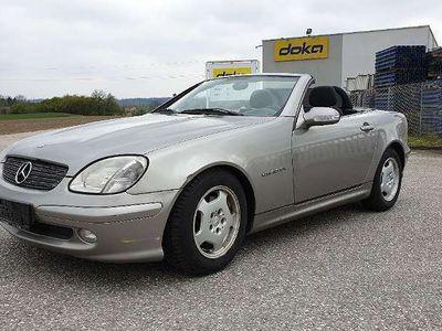 gebraucht Mercedes SLK200 SLK-KlasseKompressor Cabrio / Roadster,