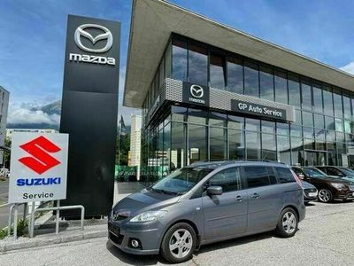 gebraucht Mazda 5 CD110 TX