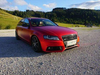 gebraucht Audi A4 Avant 2,0 TDI Quattro Black Edition