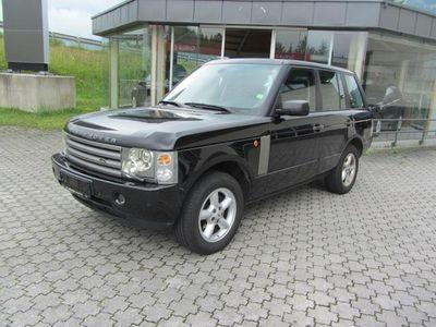 used Land Rover Range Rover 3,0 Td6 Vogue Allrad, Automatik