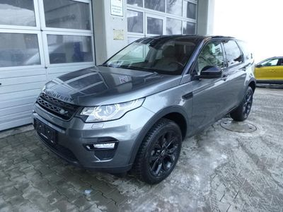 gebraucht Land Rover Discovery Sport 2,0 TD4 4WD SE Aut.