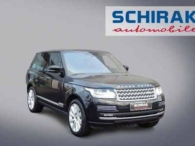 used Land Rover Range Rover 5.0 S/C Autobiography
