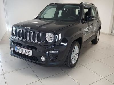 gebraucht Jeep Renegade 1,0 MULTIAIR T3 FWD 6MT 120PS LONGITUDE EURO 6D-T