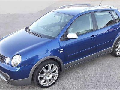 gebraucht VW Polo Cross Fun 1,9 TDI - E-KLima,Alarm, neuer ZR Klein-/ Kompaktwagen