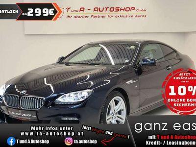 gebraucht BMW 650 i x Drive Gran Coupé M-Paket Aut. *1-Hand*Head-up*
