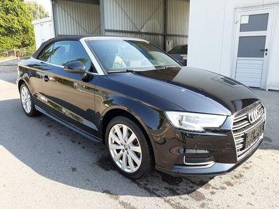 gebraucht Audi A3 Cabriolet 1.6 TDI intense