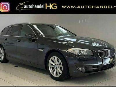 gebraucht BMW 520 d Touring Aut.//AHK//NAVI//XENON/RFK