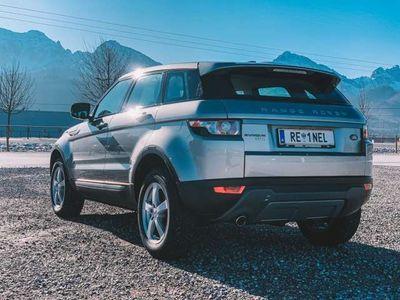 gebraucht Land Rover Range Rover evoque Range Rover Evoque Pure 2,2 TD