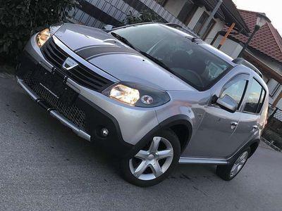 gebraucht Dacia Sandero Stepway 1,6 MPI Klein-/ Kompaktwagen,
