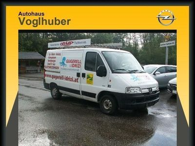 gebraucht Peugeot Boxer Bus 3000 L1H1 2,2 HDi