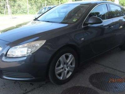 gebraucht Opel Insignia 1,8 Edition Ecotec