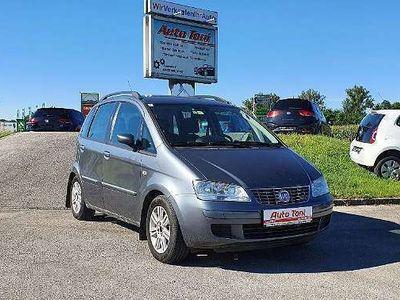 gebraucht Fiat Idea 1,3 16V JTD Multijet 70 Dynamic Kombi / Family Van