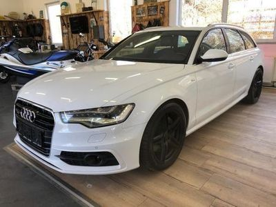gebraucht Audi A6 Avant 3,0 TDI quattro S-tronic // S-Line // TOP // Kombi / Family Van,