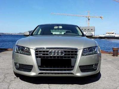 gebraucht Audi A5 Coupé 2,0 TDI DPF