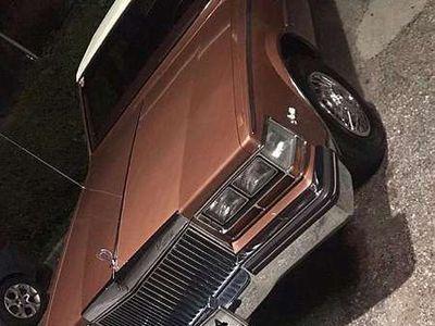 gebraucht Cadillac Seville 4,1 liter Limousine