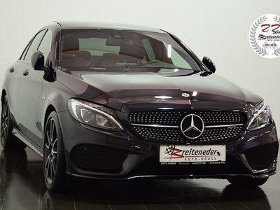 gebraucht Mercedes C43 AMG AMG 4MATIC Aut. / 1.Besitz ( Arzt ) AMG Line