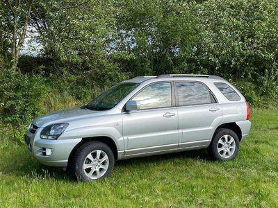 gebraucht Kia Sportage 2WD SUV / Geländewagen