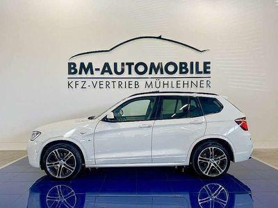 "gebraucht BMW X3 M xDrive35i M-Sport-Edition,HeadUp,Panorama,AHK,20"""