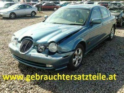 gebraucht Jaguar S-Type 2,7 Executive Ds. Aut. Limousine