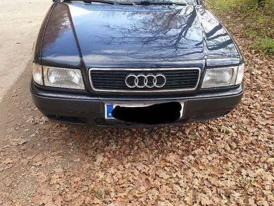 gebraucht Audi 80 1.9 TDI Limousine