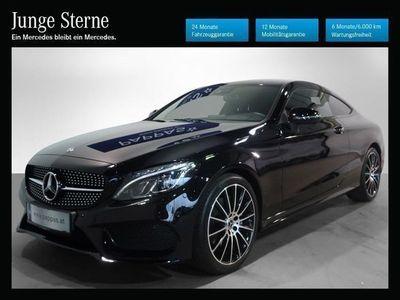 gebraucht Mercedes C180 Coupe *AMG Line Interieur*AMG Line Exterieur*