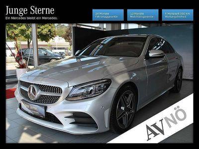 gebraucht Mercedes C220 d 9-G Avantgarde Comand LED uvm..