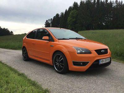gebraucht Ford Focus ST MKII Originalzustand Klein-/ Kompaktwagen