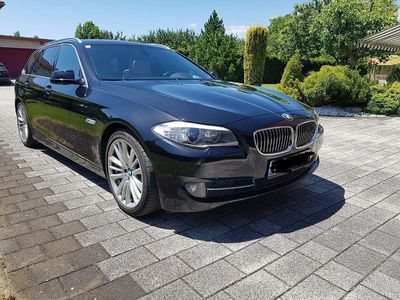 gebraucht BMW 530 5er-Reihe d Touring Kombi / Family Van
