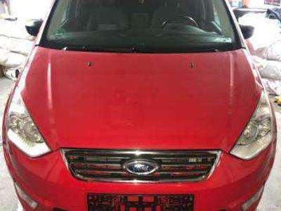 gebraucht Ford Galaxy Trend 1,6D Kombi / Family Van
