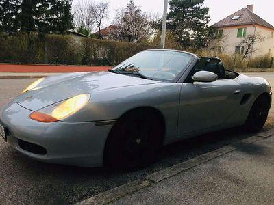 gebraucht Porsche Boxster Serviceheft Cabrio / Roadster,