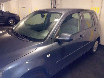 gebraucht Mazda 2 1.25iPluslinell Limousine