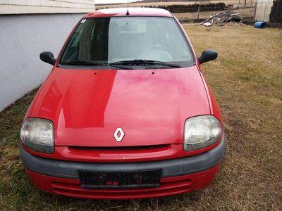 brugt Renault Clio Klein-/ Kompaktwagen,