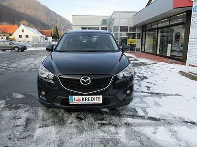 gebraucht Mazda CX-5 2,0i Attraction