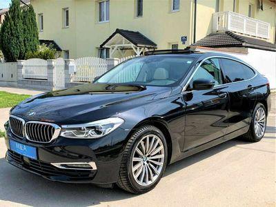 gebraucht BMW 630 Gran Turismo Luxury Line 19.800km Garantie 12/2022