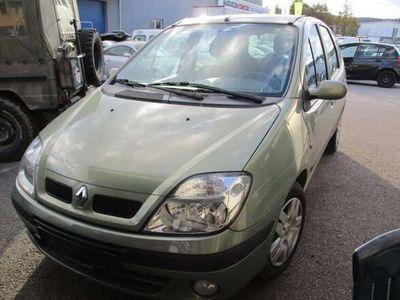 gebraucht Renault Scénic 1,9 dCi Kombi / Family Van