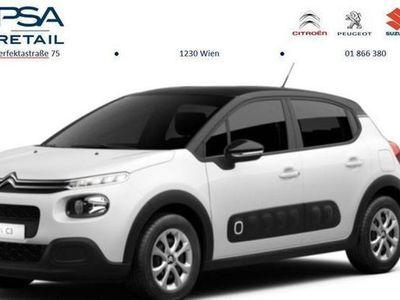 gebraucht Citroën C3 PureTech 68 5-Gang-Manuell Feel Limousine,
