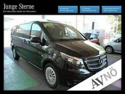 gebraucht Mercedes Vito 116 Tourer PRO Extralang Automatik Einparkass