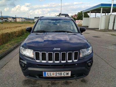 used Jeep Compass 2.2 CRD SUV / Geländewagen,