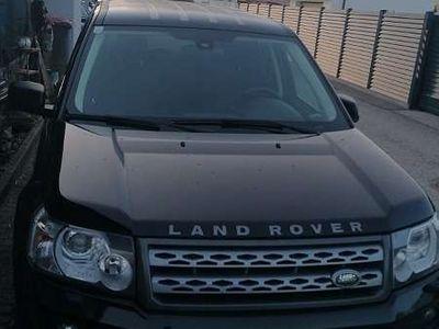 gebraucht Land Rover Freelander 2 FreelanderE 2,2TD SUV / Geländewagen