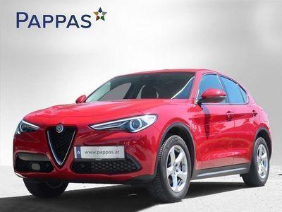 gebraucht Alfa Romeo Stelvio Super 2,2 ATX AWD