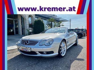 gebraucht Mercedes SL55 AMG AMG Roadster Aut.