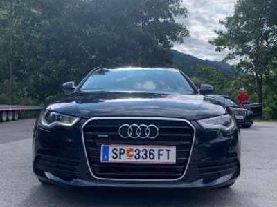 gebraucht Audi A6 3,0 TDI quattro S-tronic DPF