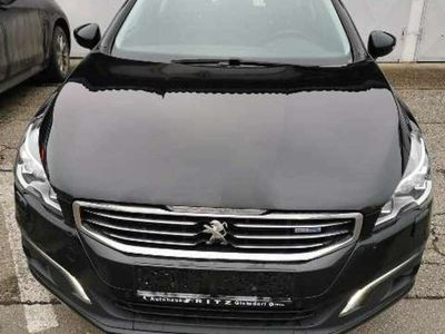 gebraucht Peugeot 508 SW 2.0 HDI Kombi / Family Van