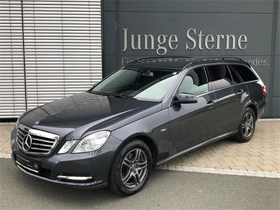 gebraucht Mercedes E200 CDI BlueEFFICIENCY T-Modell