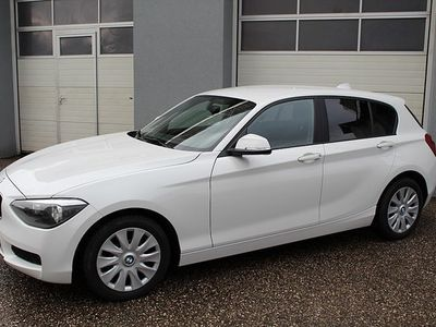 gebraucht BMW 114 d Österreich-Paket
